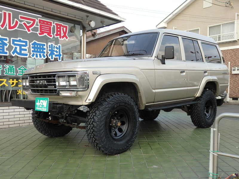 S63 ランクル60GX 4000ディゼル 5速
