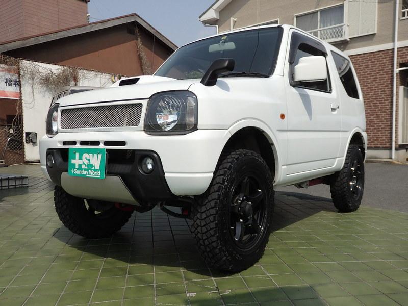 ジムニーJB23XG 5速マニュアル車
