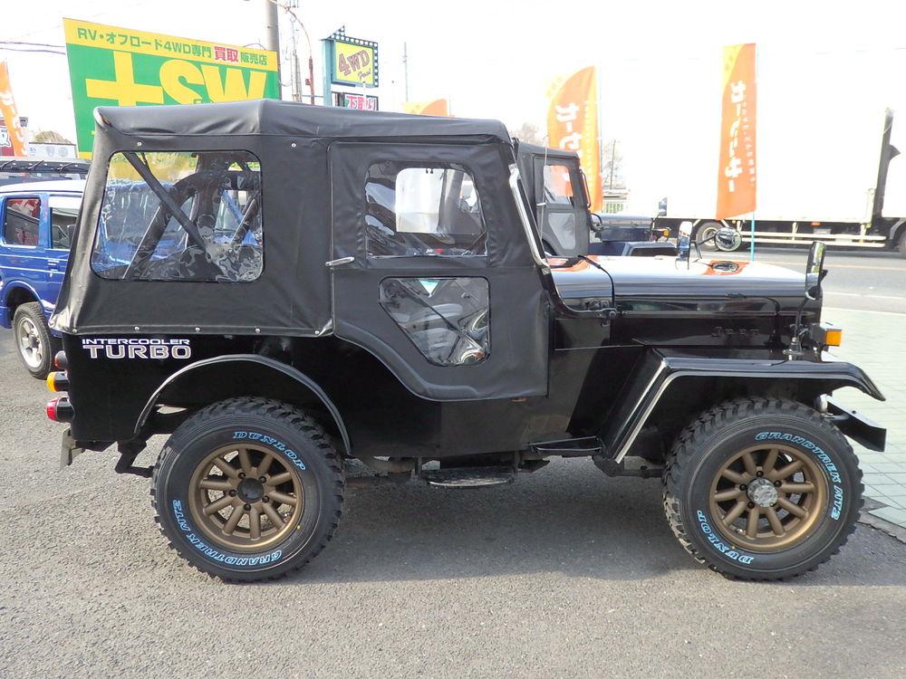 H10 ジープJ55黒