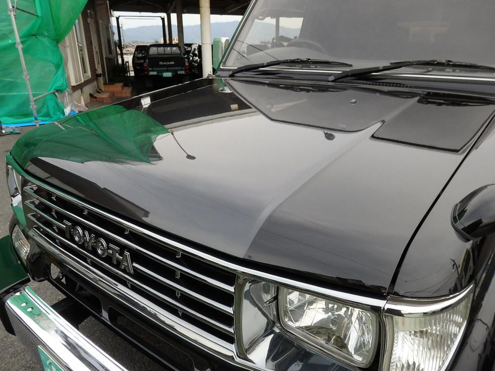 H7 78プラド黒/ガンメタ
