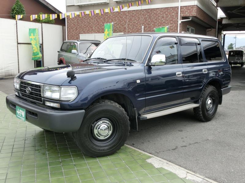 H7 ランクル80GX 紺 5速