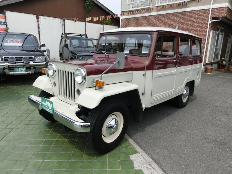 S56 Jeep J-36 赤/白
