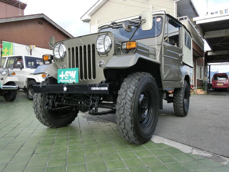 S52 Jeep J-26 グリーン