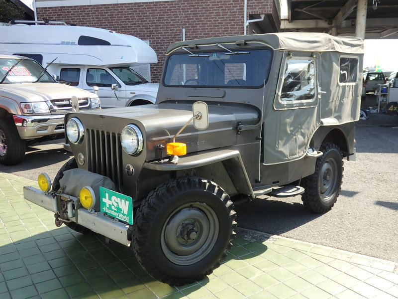 S48 Jeep J-52
