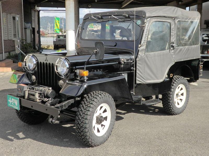 Jeep J-53 黒