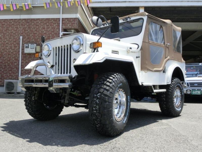 Jeep J-55 白