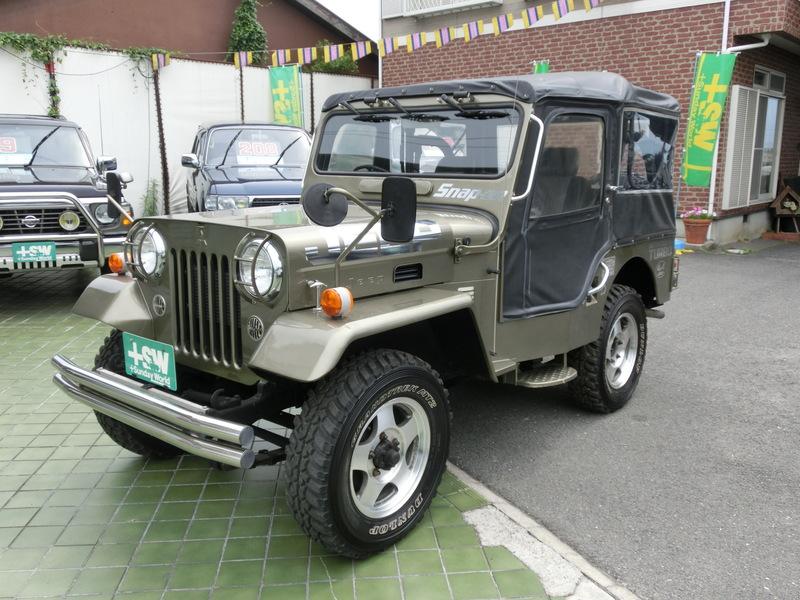 H6 Jeep J-55 ゴールド