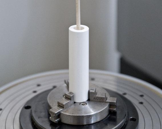 ジルコニアセラミックス 円筒パイプ1