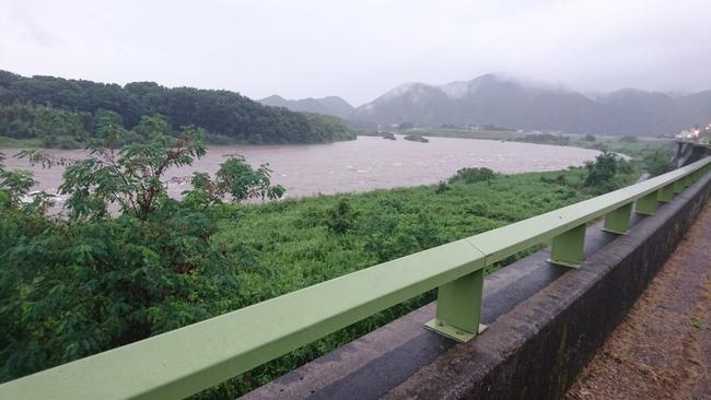 大雨 河川2