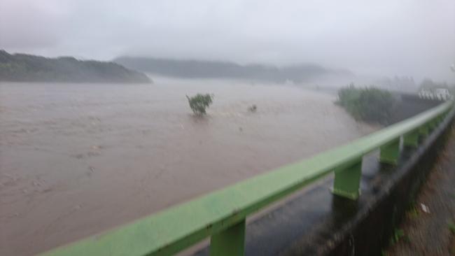 大雨 河川3