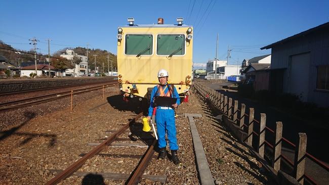 列車見張業務2
