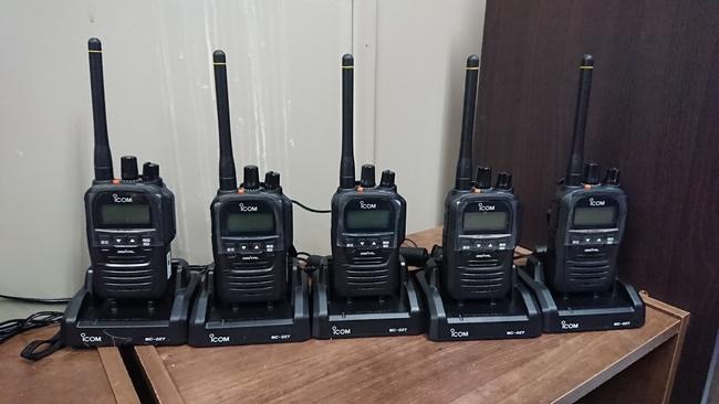 新型無線機導入3