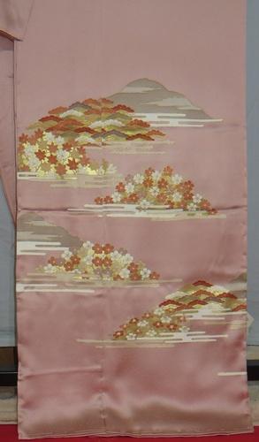 色留袖(遠山)1