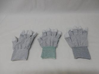 静電指先コーティング手袋3