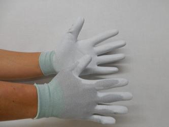 静電手の平コーティング手袋1