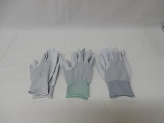 静電手の平コーティング手袋3